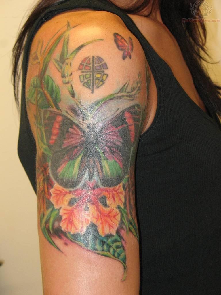 Flower Tattoo 65 Beautiful Designs