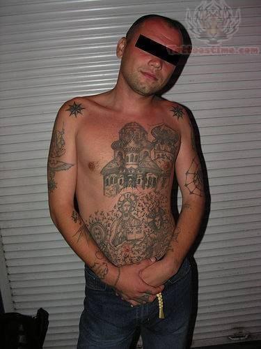 Prison Tattoo Images Amp Designs
