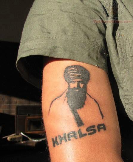 Punjabi Tattoos Pictures and Images : Page 8