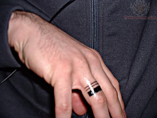 Ring Tattoos Page 14