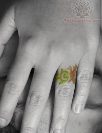 Butterfly ring tattoo designs names