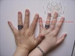 Rings Tattoos Designs