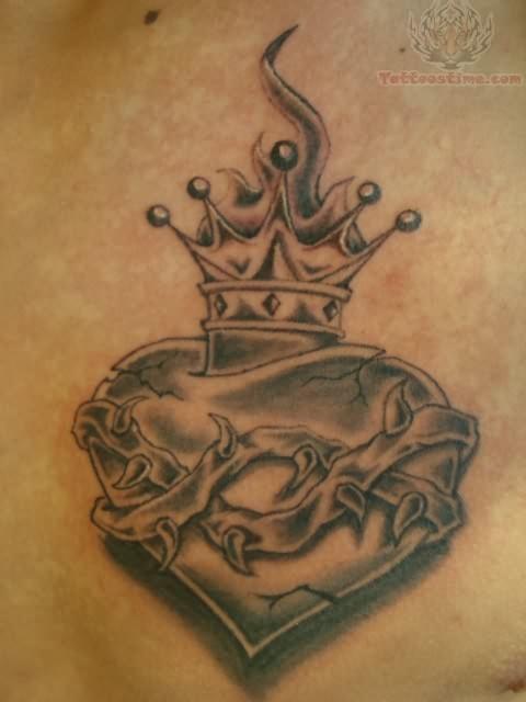 View more sacred heart tattoos