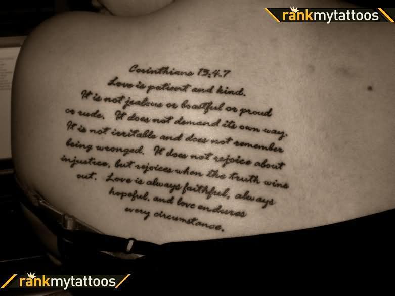 Religious Tattoos For Women