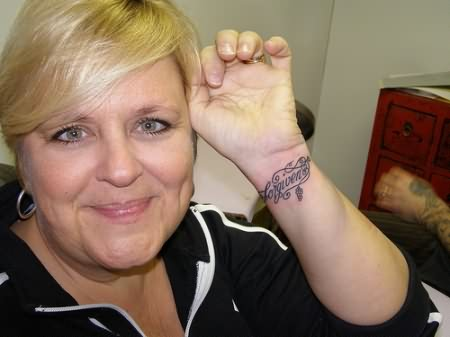 Christian Tattoos on Christian Tattoo For Women
