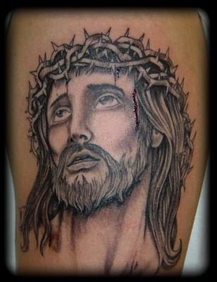 Christian Tattoos on Jesus Christ Christian Tattoo Jpg