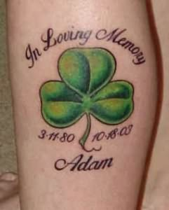 Loving Memory Tattoos   on Cute Angel Praying In Loving Memory Tattoo