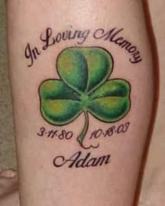 Loving Memory Tattoos   on Cute Angel Praying In Loving Memory Tattoo