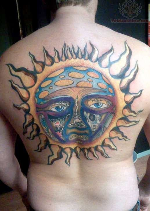 Taino Indian Tattoos