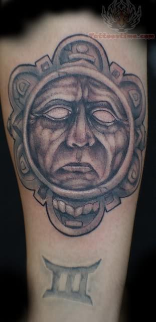 Coqui Taino Tattoo Meaning