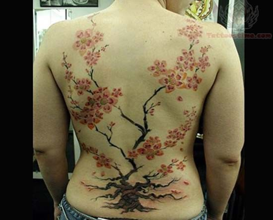 Tree Of Life Tattoo Designs For Women