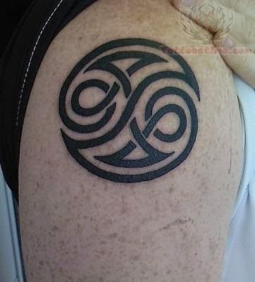 Ying yang tattoo images designs - Tatouage ying yang ...