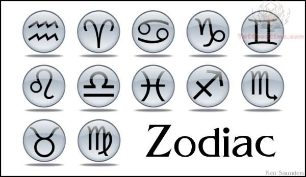 Zodiac Sun Tattoo