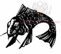 Fish Tattoo Design