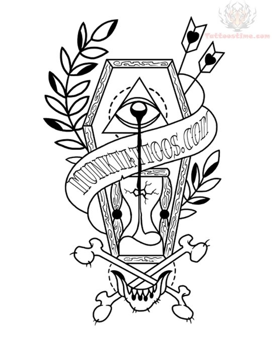 Crazy tattoo facts old school tattoo flash for Sample of tattoo design
