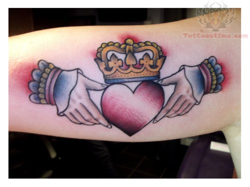 Claddagh tattoo hd wallpapers for Claddagh ring tattoo