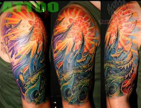 Category: 3D tattoos - Tattoo designs