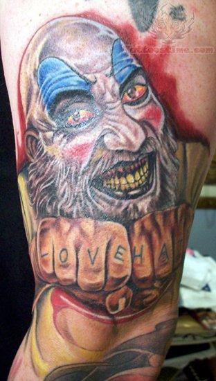 Horror Tattos