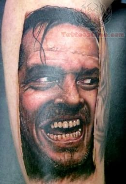 Horror Tattoos Page 8