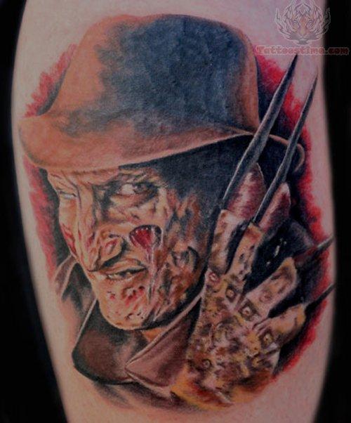 Horror Movie Tattoos Tattoos: Horror Tattoo Images & Designs
