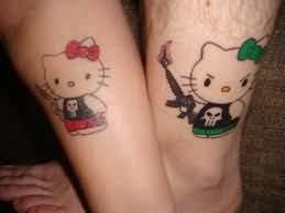 Liitty Couple Tattoos
