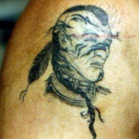 Extreme Indian Tattoo