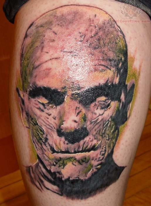 The Mummy Tattoo