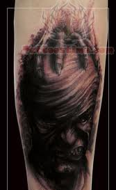 Scary Tattoo Picture
