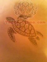 Turtle – Sea Creature Tattoo