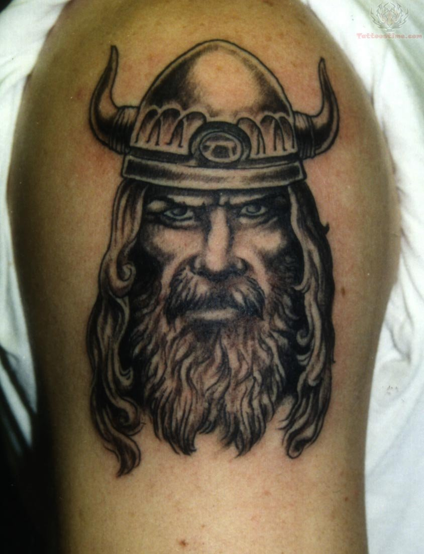Viking Tattoo Designs for Men