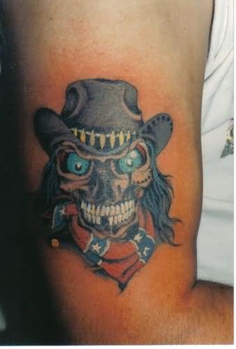 Outlaw Cowboy Tattoos