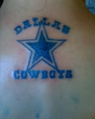 Cowboy tattoos page 16 for Dallas cowboys star tattoo
