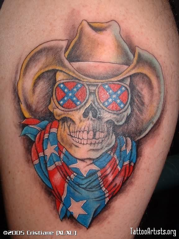 Fotos View More Cowboy Tattoos