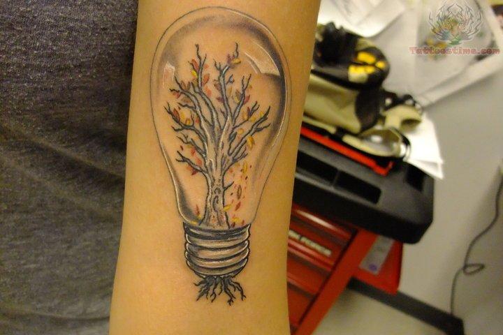 creative tattoo designs life death tattoo. Black Bedroom Furniture Sets. Home Design Ideas