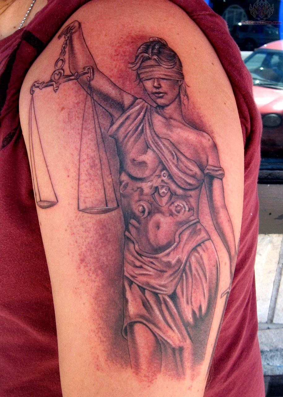 Justice Tattoos : Page 11