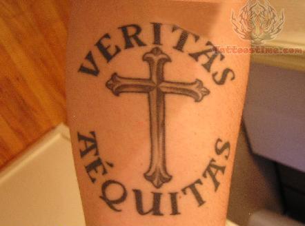 Veritas and aequitas tattoo for Veritas aequitas tattoos