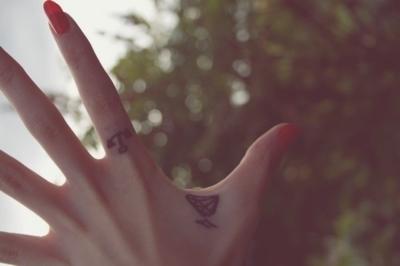 Diamonds Tumblr Pics Tumblr Diamond Tattoo on Hand