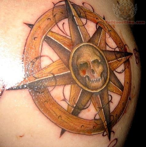 Tatto on Compass Tattoos Pictures And Images   Page 8