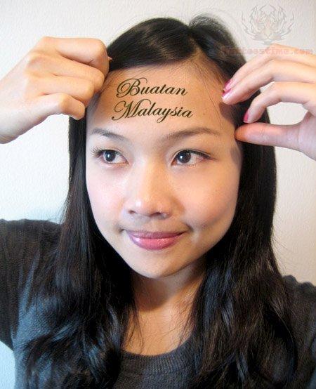 Racist Tattoos