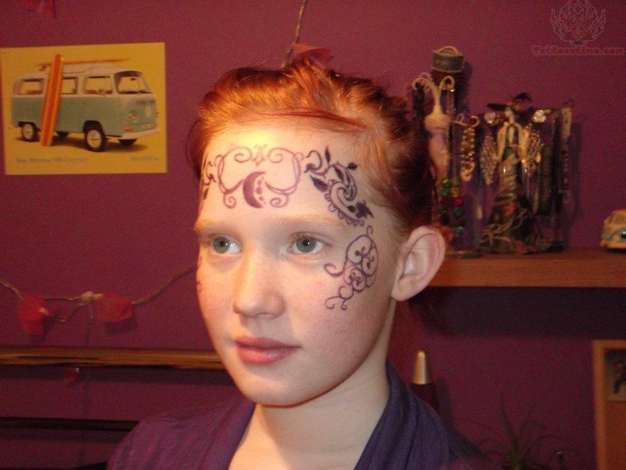 House of Night Tattoo Design