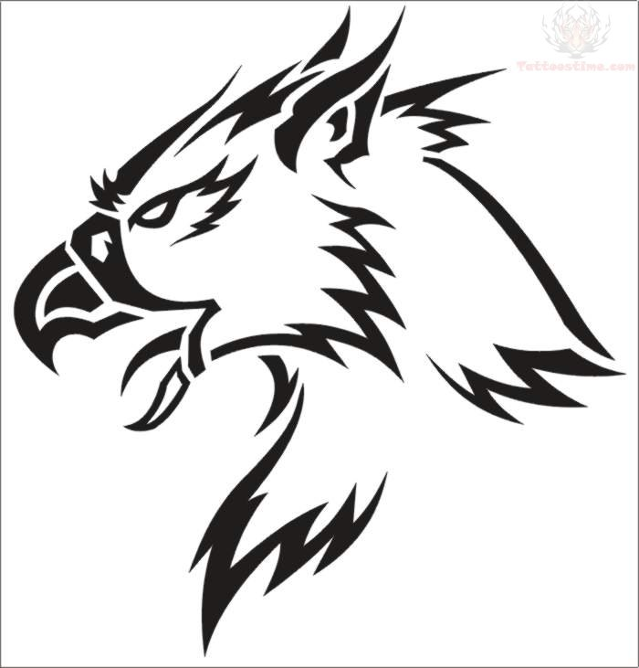 Griffin Tattoo Images amp Designs