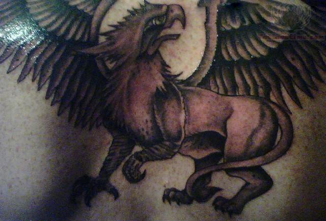 Mythical Creatures Tattoos Designs Ideas 37