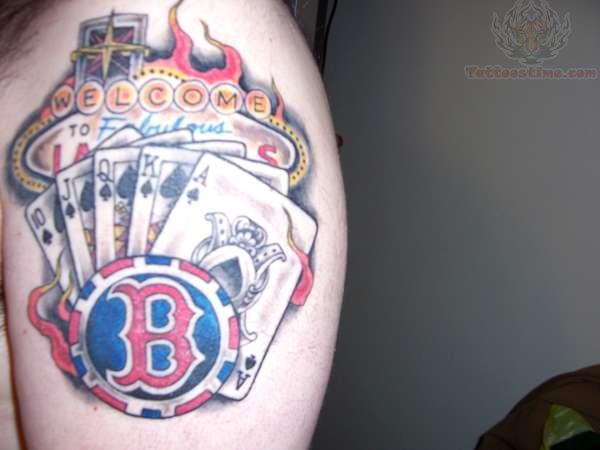 face the ace poker tattoo las vegas