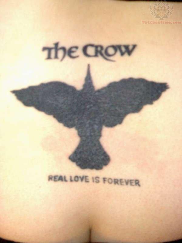 crow tattoo images designs. Black Bedroom Furniture Sets. Home Design Ideas