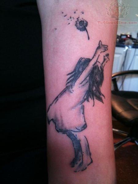 Dandelion Tatto...