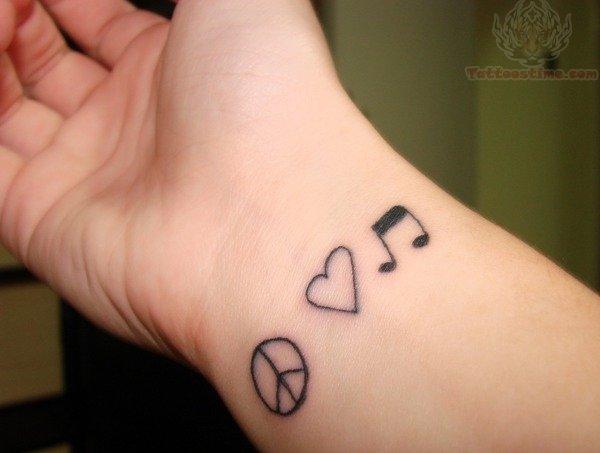 tatto liebe