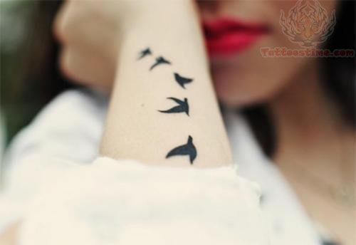 Birds Tattoos For You Bird Meaning Free Spirit