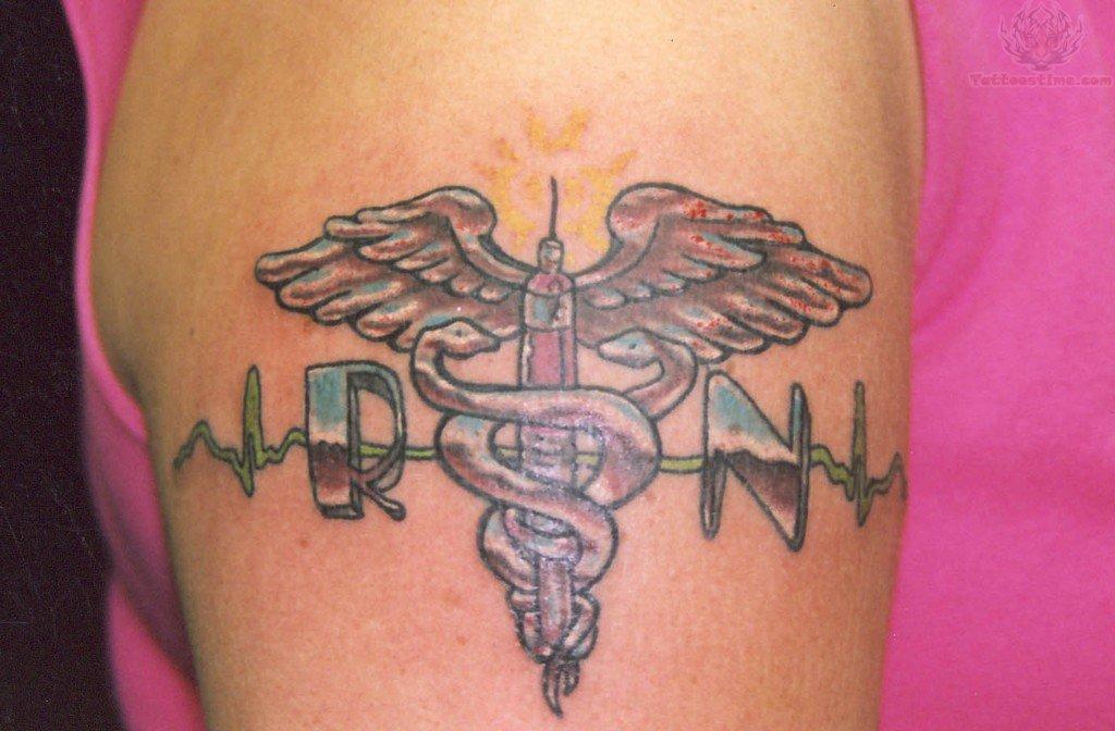 Armband Nurse Tattoo