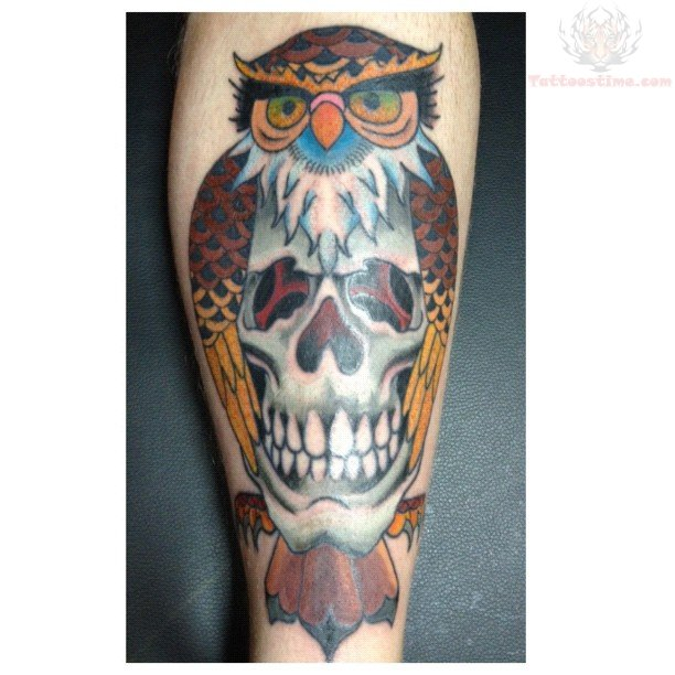View More: Owl Tattoos