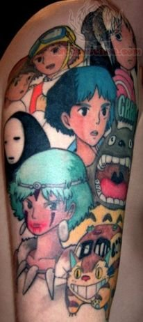 anime tattoo images amp designs